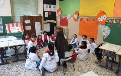 Experiencia de prácticas en el Colegio Trilema Avenida América